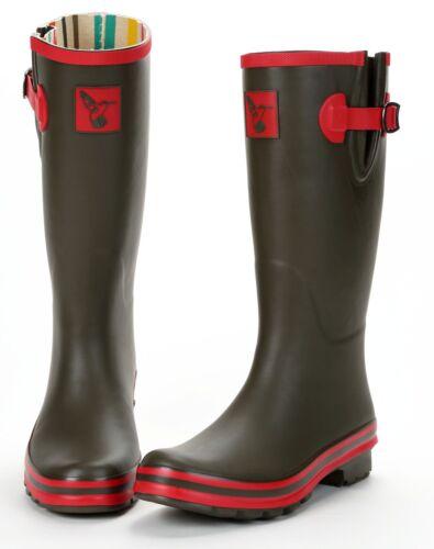 Wellingtons Evacreatures Boots Designer Winter Army Ladies Rubber Wellies 0qWr0P