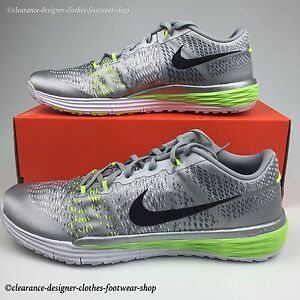 detailed look 11167 2bd24 Image is loading NIKE-LUNAR-CALDRA-TRAINERS-NEW-MENS-SILVER-RUNNING-