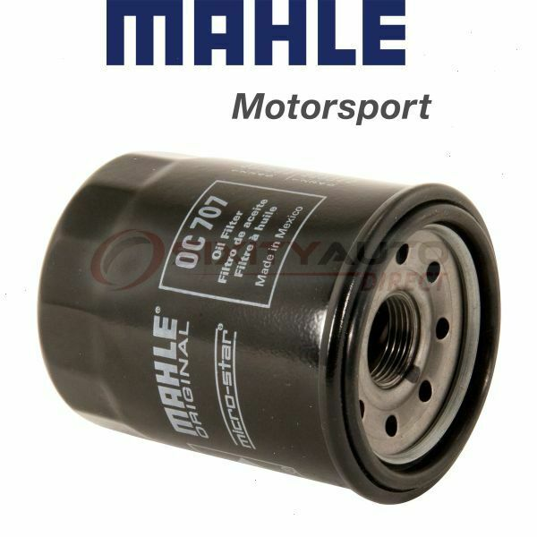 MAHLE Engine Oil Filter For 2019 Subaru Ascent