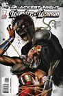 Wonder Woman Blackest Night #3 a DC 2010 Greg Horn Star Sapphire Cbg114