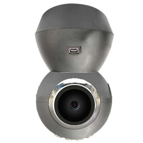 Whistler D28RSCX HD Dash Camera Bundle 360 Degree Rotation