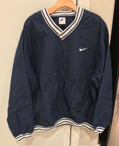 para Nike Front 90 Tama Pullover grande o Vintage Windbreaker Pouch s hombre 0wEwqX