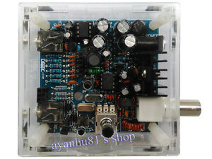 S-Forty-9er-HAM-Radio-QRP-Kit-3W-Transceiver-Telegraph-CW-Shortwave-Radio-7-023M