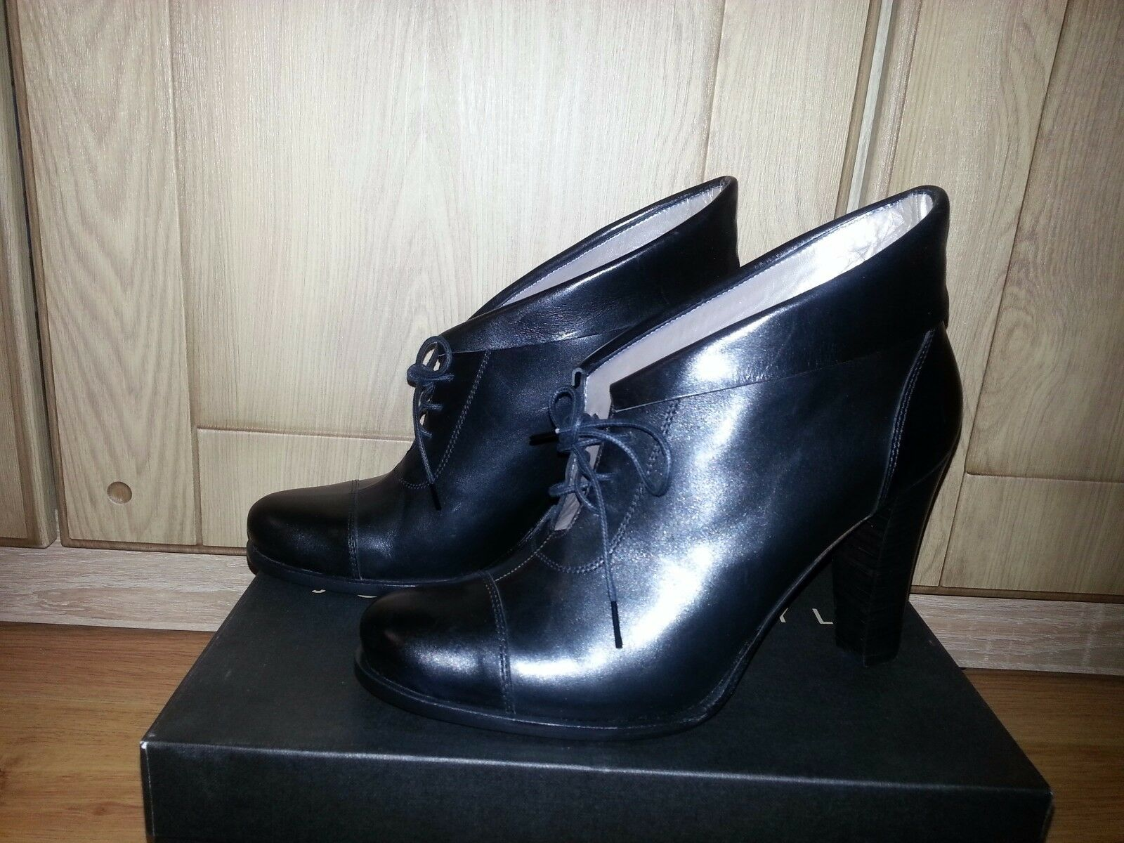 Authentic Jouer Le Style Massimo Paolo Pollini Dessigners Ankle Boot