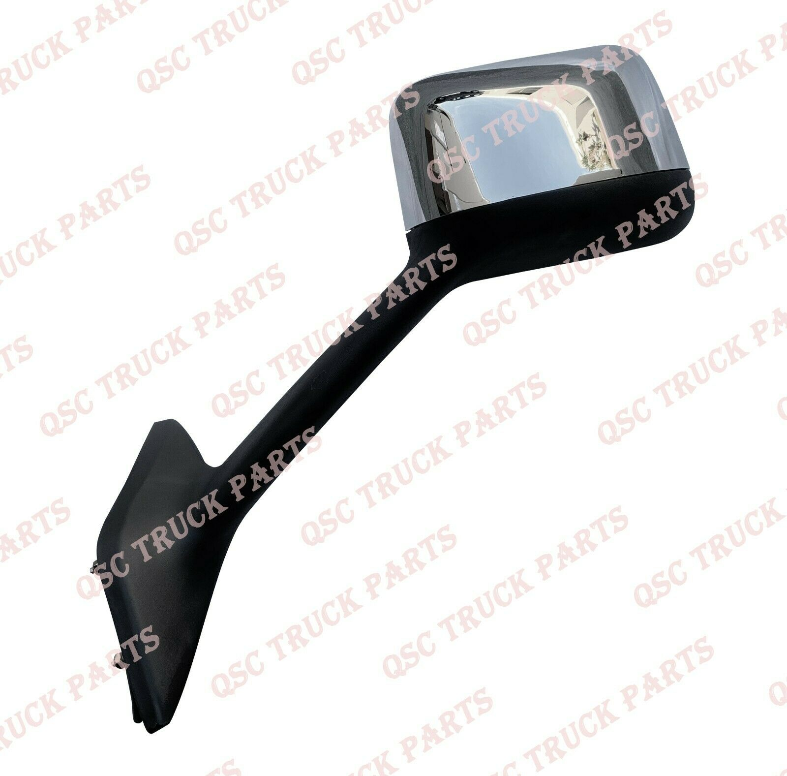 -Chrome Driver side WITH install kit 2007 International PROSTAR-LH Door mount spotlight 6 inch LED