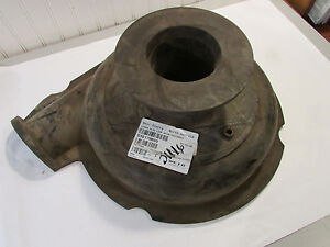 Details about Weir Slurry Warman Pump Cover Plate Liner D3017MR55  Unused!