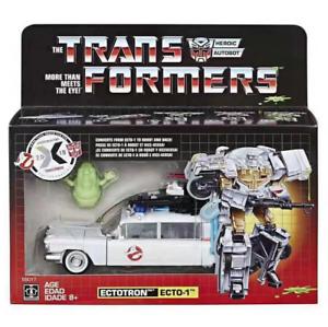 [JuguetesHero] Nuevo En Mano ectotron Transformers Ghostbusters Ecto - 1 En Stock