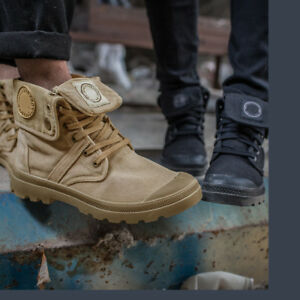 Homme-en-Plein-Air-Chaussures-Armee-Tactique-Confort-Cheville-Bottes-Decontractees-Toile-Chaussures
