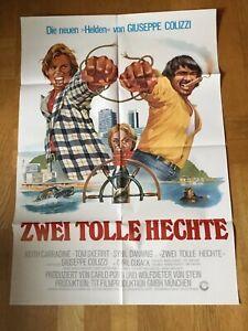 Zwei-tolle-Hechte-Kinoplakat-74-Keith-Carradine-Tom-Skerritt