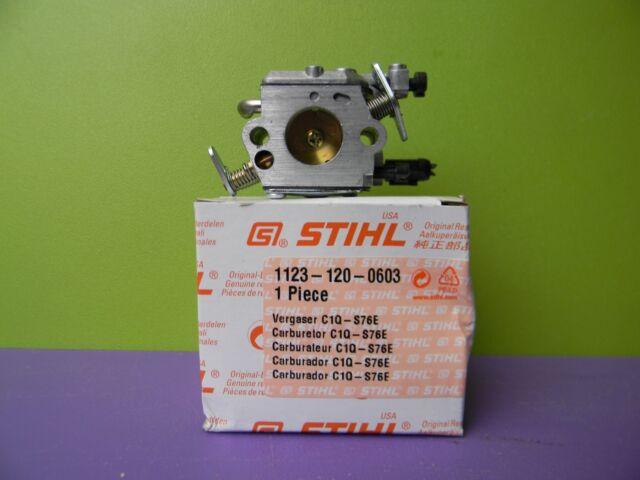 Stihl OEM MS250 Carburetor Zama C1Q-S76D MS 250 210 025 1123-120-0603 #GM-SS3M