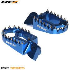 Nuevo RFX Pro Series CNC Reposapiés Estriberas Azul Husaberg Husqvarna TE 125 14-16