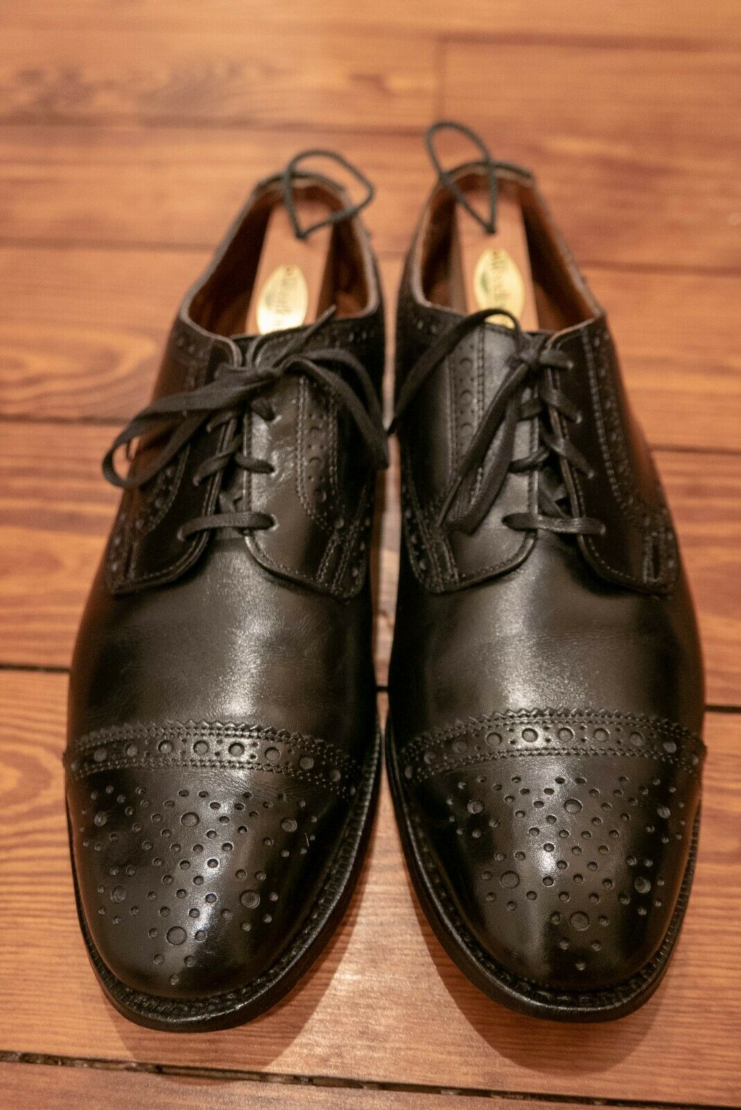 Allen Edmonds Rogue Leather shoes