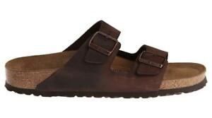 Birkenstock | Boston Soft Footbed – Habana Oiled Leather | Golden Shoes Traverse City