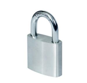 Smith /& Locke cilindro de aluminio de 40MM candado abierto Grillete de Acero-Brand New Reino Unido