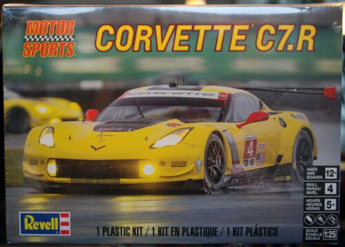1:25 Revell 4304 all new neu 2016 neu neu 2015 Chevrolet Corvette C7.R
