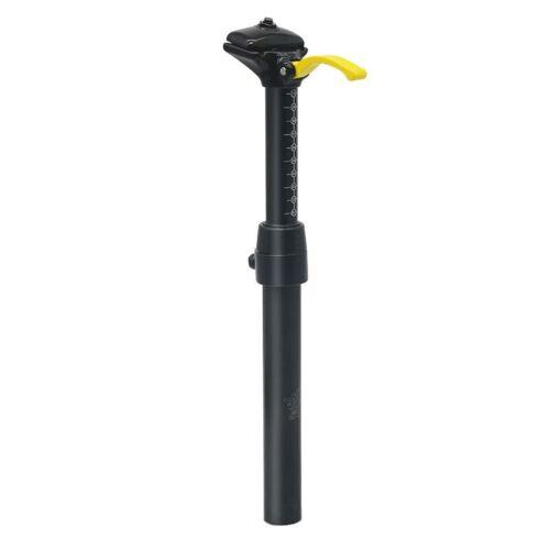 MTB Bike Height Adjustable Dropper Seatpost 30.9//31.6*375MM Manual Seat Tube