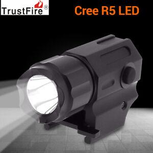 G03 Pour Sur Arme Lampe G Montée Trustfire Cree Torche Xp Pistolet 0wOkPn