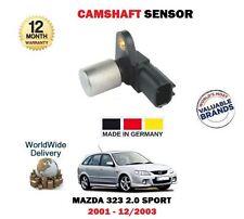 FOR MAZDA 323 2.0 SPORT BJ 2001-12/2003 NEW CAMSHAFT POSITION SENSOR N3A118221