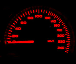 Full-Red-LED-Dash-Speedo-Kit-Set-Replacement-For-Subaru-Impreza-00-Wrx-St