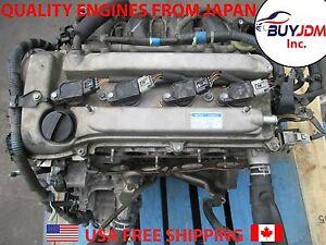 Image Is Loading 2002 2009 Jdm Toyota Camry 2az Fe 2