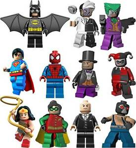 Image is loading LEGO-BATMAN-11-CHARACTERS-Decal-Removable-WALL-STICKER-  sc 1 st  eBay & LEGO BATMAN 11 CHARACTERS Decal Removable WALL STICKER Home Decor ...