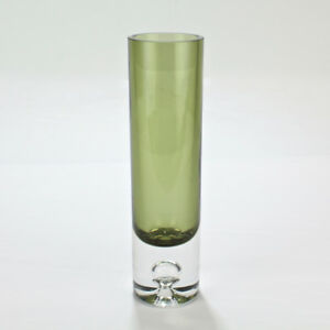 Tapio Wirkkala Green and Clear Gl Vase - 1586 GL | eBay on coins for sale, jugs for sale, pedestals for sale, earrings for sale, home decor for sale, glass for sale, candlesticks for sale, storage for sale, decorative teapots for sale, tiles for sale, glass vase sale, stationery for sale, spoons for sale, vintage bowls for sale, plants for sale, pewter dragons for sale, silver for sale, figurines for sale, statuary for sale, stencils for sale,