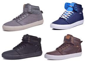 Vans-Alomar-Men-039-s-Skateboard-Shoes-Choose-Color-amp-Size