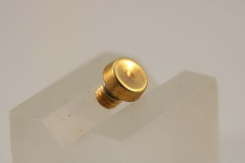 Vintage Parker 45 Conical Gold Plated Clip Screw Spare Part