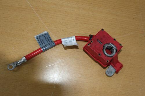 Original BMW E81 E82 E87 E88 Kabel Batterie Plus pol 9203570 9217007