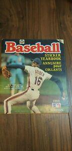 1985-O-Pee-Chee-Baseball-Sticker-Set-Complete-in-Album-Ryan-Gwynn-Gooden-RC