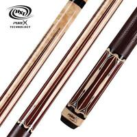 Players Hxte4 Pure X Series Pool Cue Stick + Free Joint Caps + Soft Case + Kamui on sale