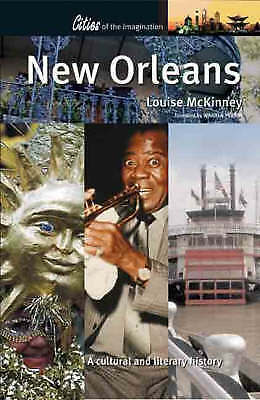 1 of 1 - New Orleans: A Cultural and Literary History, Louise, McKinney, Very Good Book