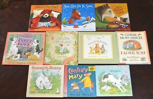 Set Of 10 Popular Baby Children S Picture Books By Anita Jeram Bunny