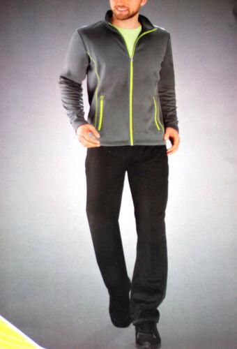 Herren THERMOSTRETCH-ANZUG Trainingsanzug Fitnessanzug Gr.48 50 52 54 56 NEU