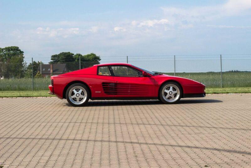 Ferrari Testarossa - 2