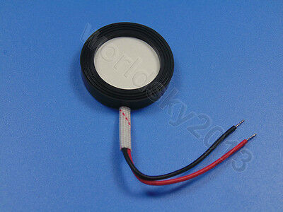 1pcs Φ25mm Ultrasonic Mist Maker Fogger Ceramics Discs with Wire & Sealing Ring