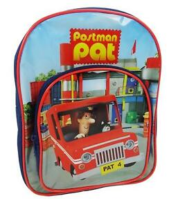 Postman-Pat-Arch-Children-039-s-Backpack-with-front-pocket