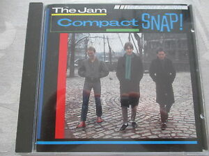 The-Jam-Compact-SNAP-Metronome-CD-no-ifpi-West-Germany-PMDC