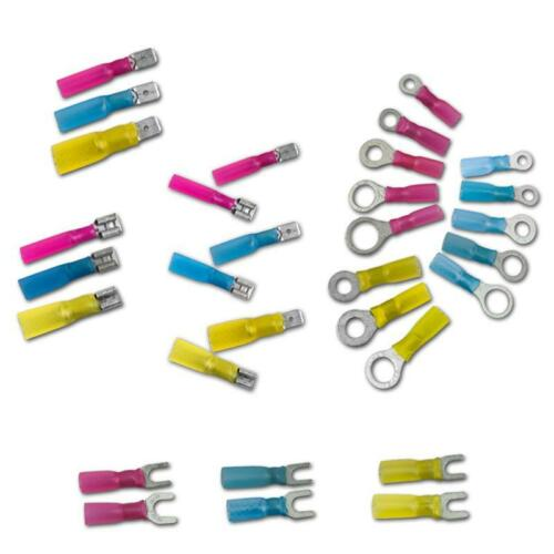 inter adhesive cable shoes shrinkable vehicle plug connec. shrink cable lugs