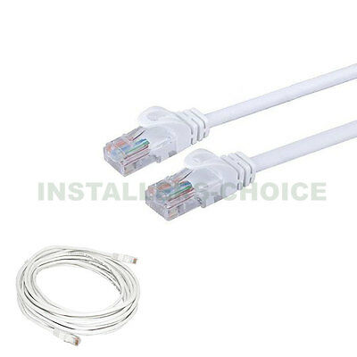 High quality 20ft Cat5e RJ45 Ethernet Patch Lan Network Cable