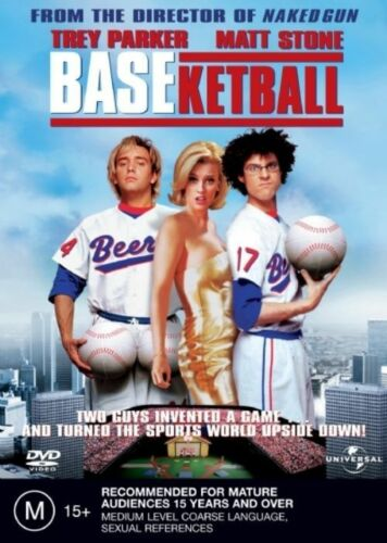1 of 1 - Baseketball..TREY PARKER..MATT STONE..SOUTH PARK..REG 4..NEW & SEALED
