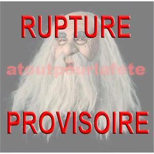 Lot-de-Masque-Pere-Fouras-Fourras-vieux-Homme-millenaire-Patriarche-deguisement