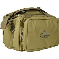 New Valken Tactical Outdoor Pistol Range Gun Carry Case Bag - Tan