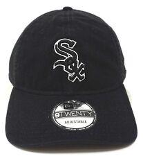 b5918856 ... authentic chicago white sox dad cap hat new era 9twenty adult osfm  adjustable 14ce1 9eec4