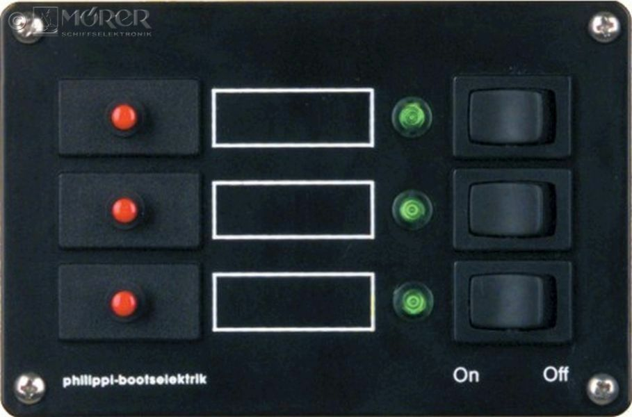 PHILIPPI - Stromkreisverteiler STV STV Stromkreisverteiler 103 06a647