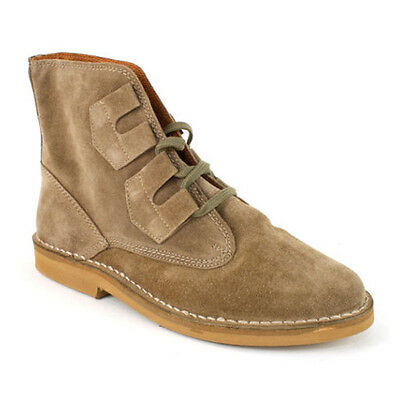 Besorgt Roamers Ghillie Desert Boots Mens Tie Lace Up Real Suede Leather M327 Uk 6-12 KöStlich Im Geschmack