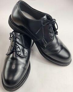 f7948ac124 Bates 00769C Women's Black Dress Shoes Leather DuraShocks Uniform ...
