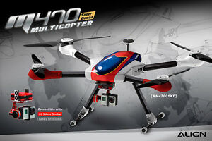 Brand NEW ALIGN M470 Multicopter Super Combo W/ G2 3 Axis Gimbal for GoPro