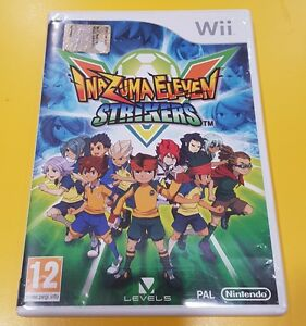 Inazuma Eleven Strikers Wii Game English Version Ebay