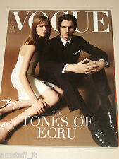 VOGUE MAGAZINE ITALIA=1998 APRIL=Heather Stohler by Steven Meisel=Milla Jovovich